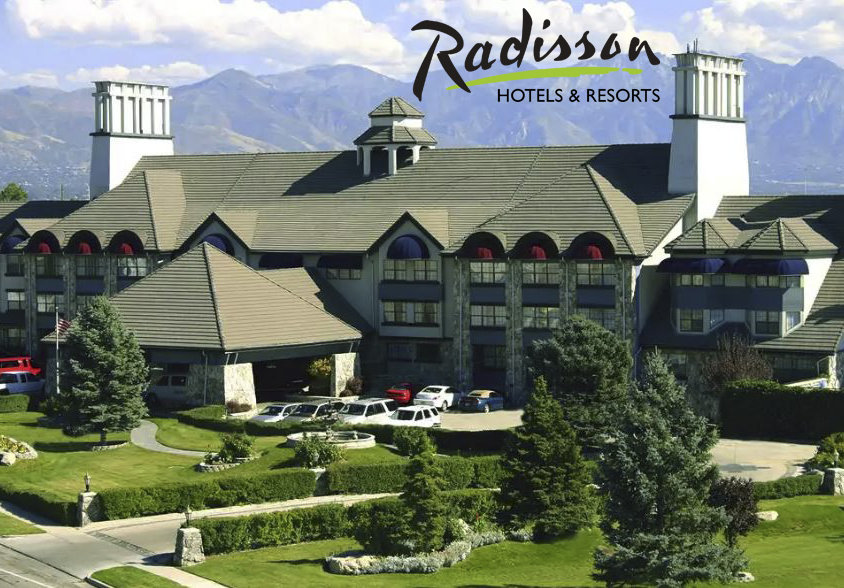 Radisson Hotel SLC Airport